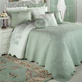 Evermore Celadon Grande BedspreadCeladon