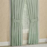 Evermore Celadon Tailored Curtain PairCeladon88 x 84