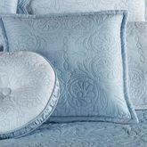 Evermore Powder Blue Tailored Square PillowPowder Blue18 Square