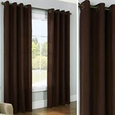 Rhapsody Crushed Thermavoile Wide Grommet Curtain Panel 96 x 84