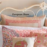Amrita Tailored Sham Multi Jewel European