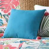 Coco Paradise Tasseled Tailored Pillow Multi Bright 16 Square