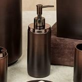 Veruka Lotion Soap Dispenser Bronze