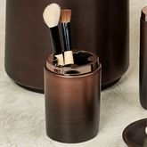 Veruka Brush Holder Bronze
