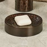Pressed Metal Soap Dish Oil Rubbed Bronze