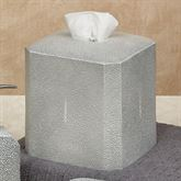 Shagreen Tissue Cover Gray