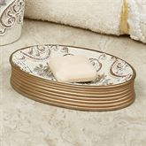 Savoy Soap Dish Light Cream