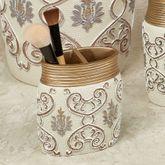 Savoy Brush Holder Light Cream