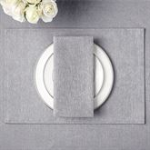 Moonscape Placemats Silver Set of Four