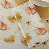 Butterfly Napkins Multi Warm Set of Four