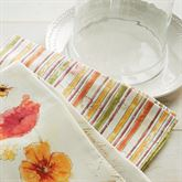 Striped Napkins Multi Warm Set of Four