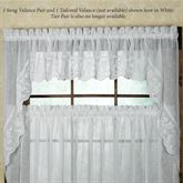 Brittany Swag Valance Pair