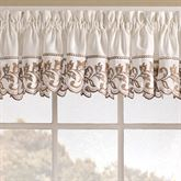 Brittany Tailored Valance