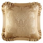 Concord Flanged Pillow Harvest Gold 20 Square