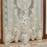 Victorian Lace Curtain Panel 60 x 84