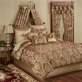 Devonshire Comforter Set Ruby