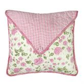 Bashful Rose Envelope Pillow Multi Bright Rectangle