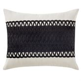 Vienna Tailored Pillow Bone Rectangle