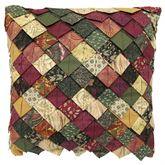 Spice Trip II Tailored Pillow Multi Warm 16 Square