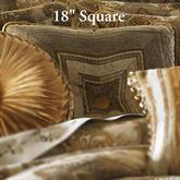 Bradshaw Tufted Pillow Natural 18 Square