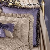 Baroness Fringed European Sham Grape