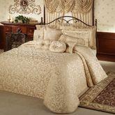 Newcastle Grande Bedspread Tan