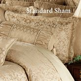 Newcastle Tailored Sham Tan