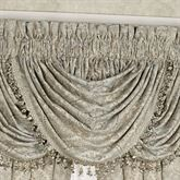 Colette Waterfall Valance Powder Blue 49 x 33