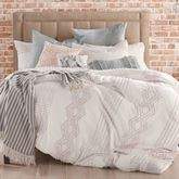 Cut Geo Mini Comforter Set Victorian Rose
