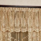Fiona Tailored Insert Valance  60 x 18