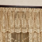 Fiona Tailored Insert Valance  60 x 18