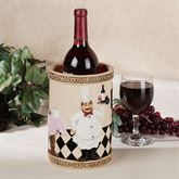Le Chef Round Wine Bottle Holder