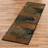 Kharma Midnight Rug Runner