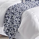 Kavali Duvet Cover Midnight Blue