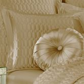 Satinique Flanged Quilted Sham