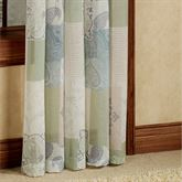 Jasmine Sheer Curtain Panel 56 x 84