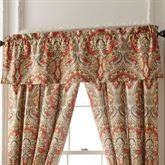 Harrogate Tailored Valance Ember Glow 80 x 17