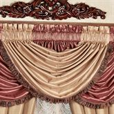 Majesty Waterfall Valance Golden Honey 48 x 30