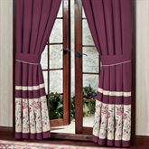 Mystic Garden Tailored Curtain Pair Fawn