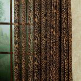 Leopard Stripe Tailored Panel