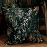 Mossy Oak New Break Up Tailored Pillow Black 18 Square