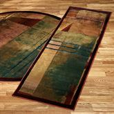 Abstract Expression Rug Runner