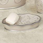 Regal Soap Dish Beige