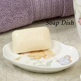 Lenox Butterfly Meadow Soap Dish White