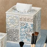 Veneto Tissue Cover Ivory