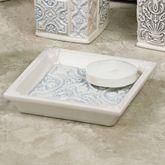 Veneto Soap Dish Ivory