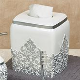 Ettore Tissue Cover Ivory