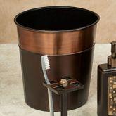 Modena Wastebasket Espresso