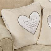 Someone Special Pillow Light Cream
