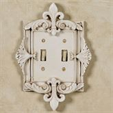 Fleurance Double Switch Old World White